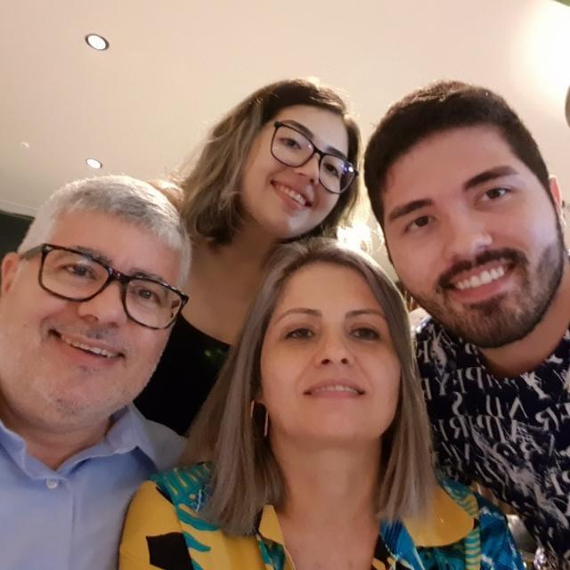 Vanilda Foto de Família