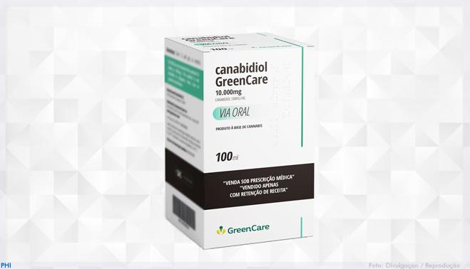 Primeiro medicamento de Cannabis