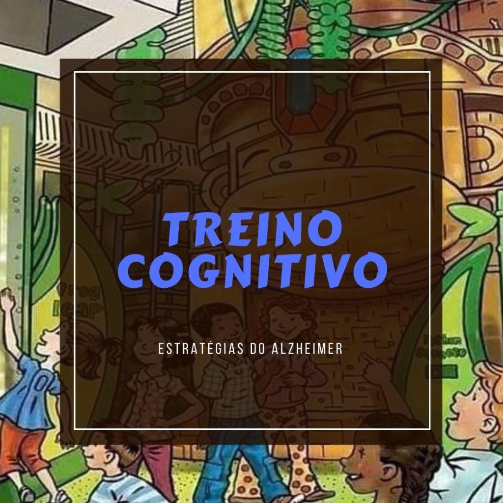 Treino Cognitivo - Parque de Diversões 1
