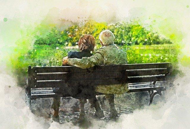 !0 Mandamentos de Amor a Pessoa Idosa