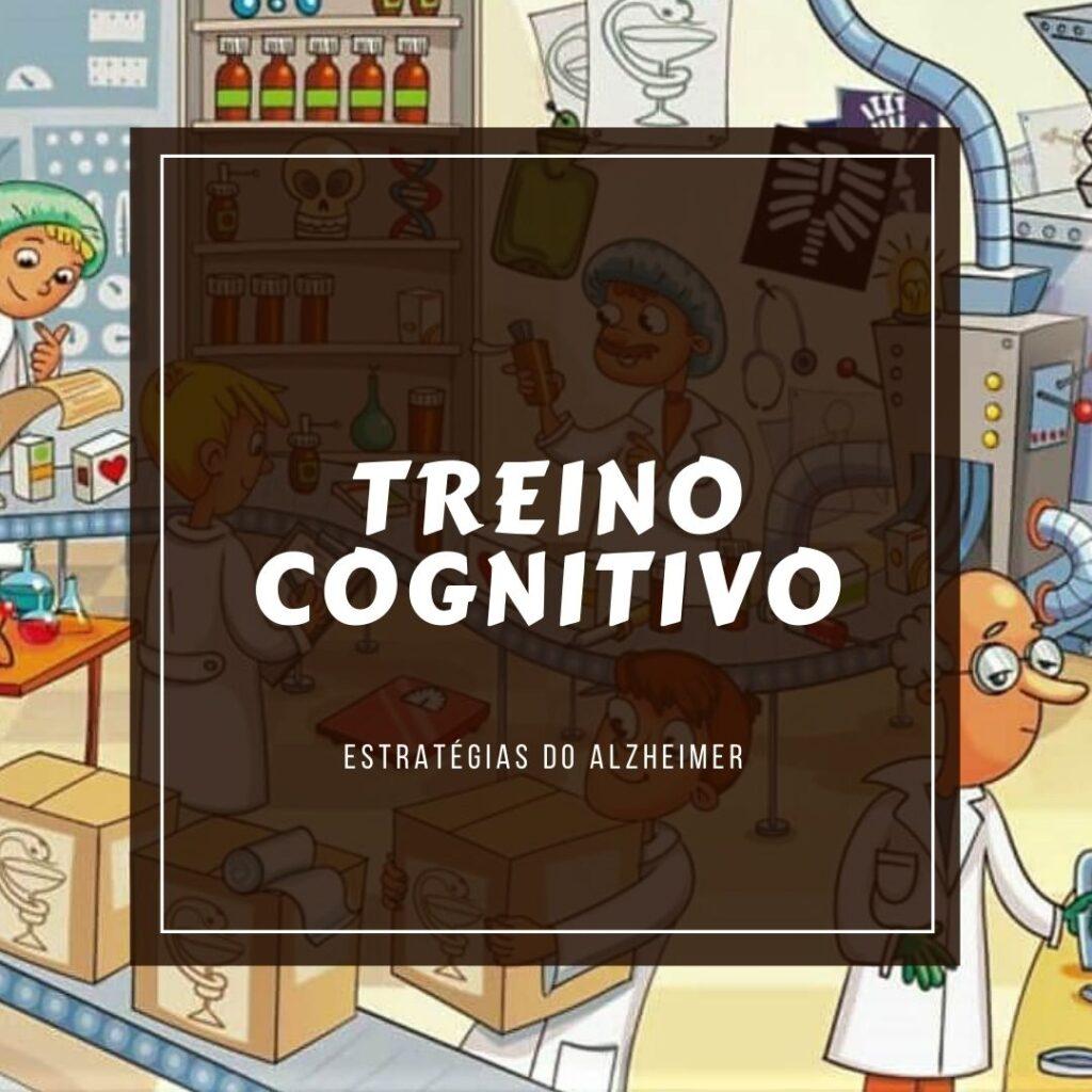 Treino Cognitivo - Vacina Covid