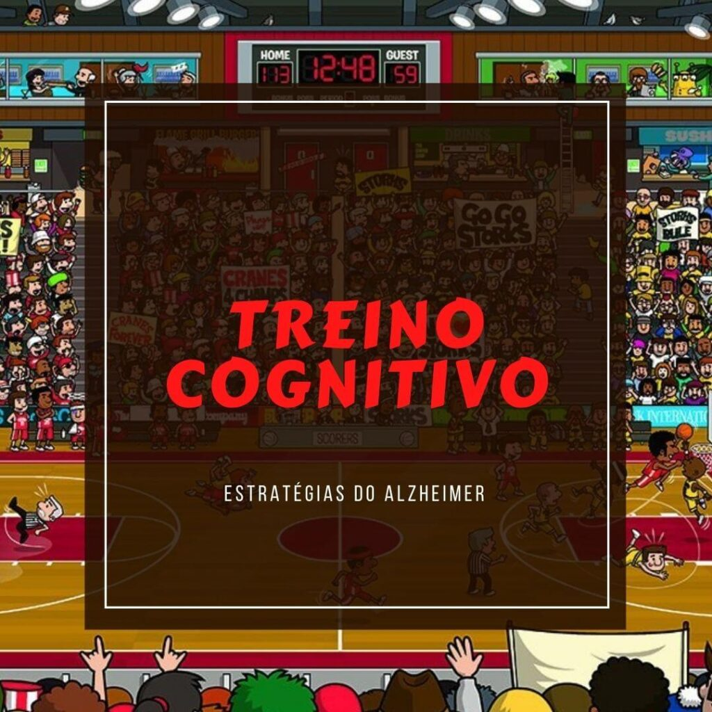 Treino Cognitivo - Basquete