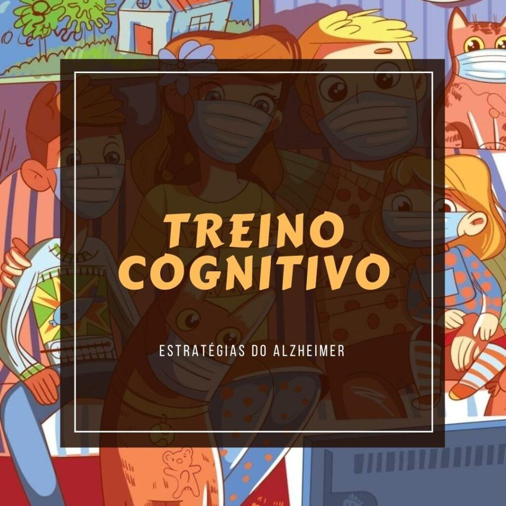 Treino Cognitivo - Família Moderna 1