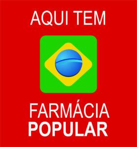 Logo da Farmácia Popular