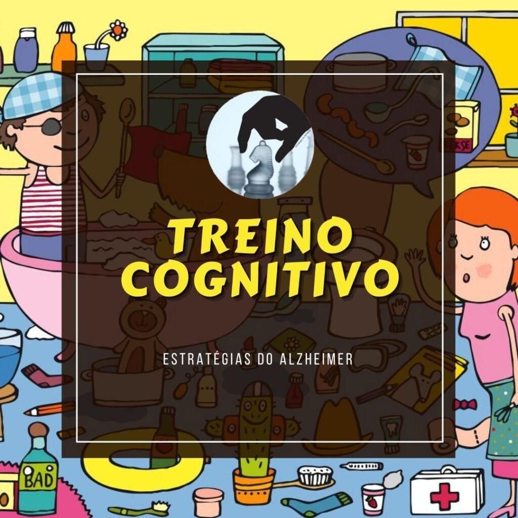 Treino Cognitivo - Tia Dindinha 1