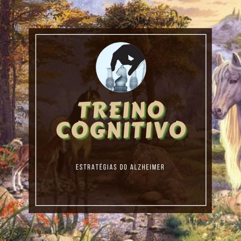 Treino Cognitivo - Cavalo 1