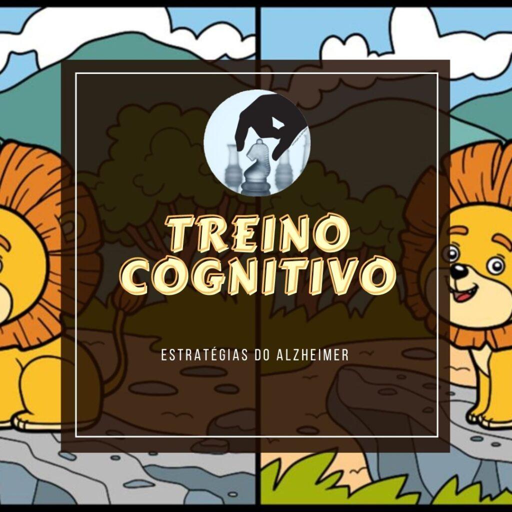 Treino Cognitivo - Leão 1