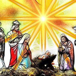 Feliz Natal no Amor de Jesus Cristo